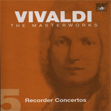 CD 05 - Recorder Concertos
