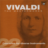CD 22 - Concertos for Diverse Instruments