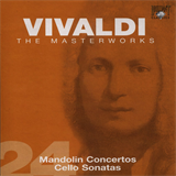 CD 24 - Mandolin Concertos, Cello Sonatas