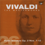 CD 26 - Violin Sonatas Op. 2 Nos. 7-12