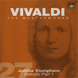 CD 27 - Juditha Triumphans Oratorio Part 1