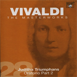 CD 28 - Juditha Triumphans Oratorio Part 2
