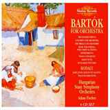 Bartók For Orchestra CD III