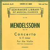 Violin Concerto in Em y Piano Concerto in Am