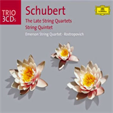 The Late String Quartets CD III