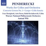 Works for Cellos and Orchestra
